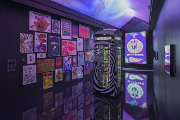 Courtesy of Pink Floyd Exhibition – Their Mortal Remains