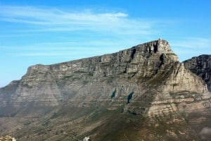 Indagare Tour: Table Mountain with a Bushman Guide