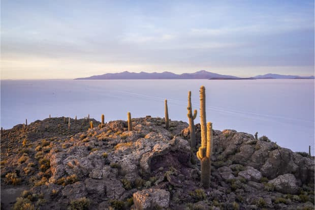 Bolivia's wild, untouched terrain offers the ideal combination of challenge and relaxation for the solo traveler.