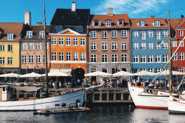 Full of charming cafés, sleek design shops and historic sites, Copenhagen is great destination for a first-time solo traveler.