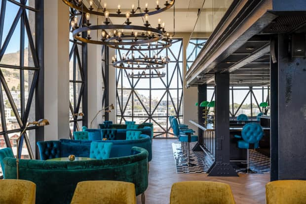 The Silo Hotel in Cape Town