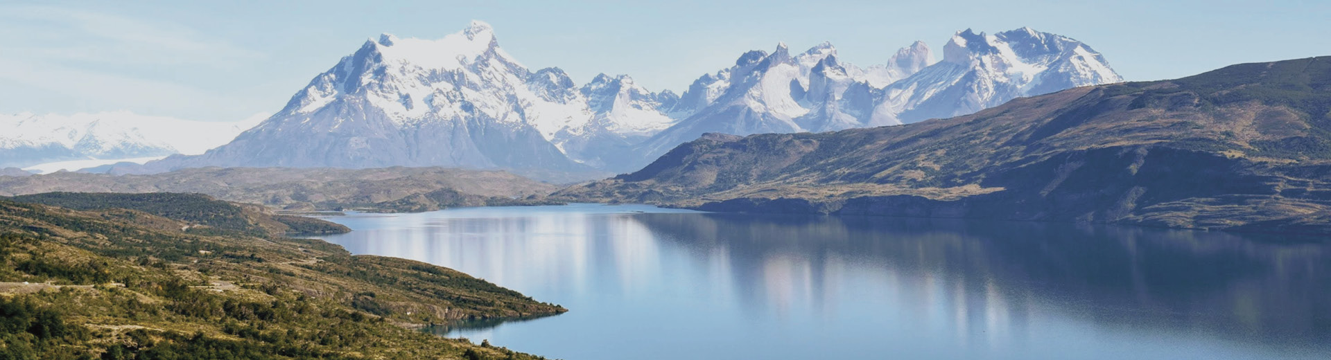 chilean patagonia mountain views