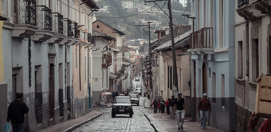Quito was the first to be named a UNESCO World Heritage City in the 1970s.