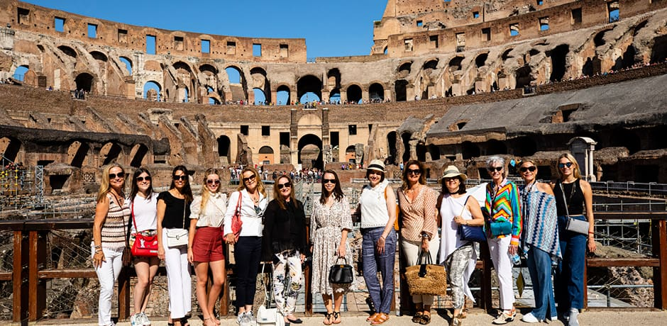 No visit to Rome is complete without a private tour of the Colosseum.