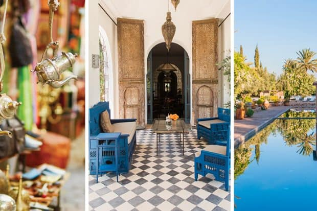 Melissa's Travels to Marrakech: A City in Revival