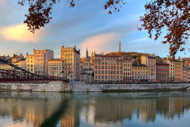 France's Paradise of the Senses: Lyon, France