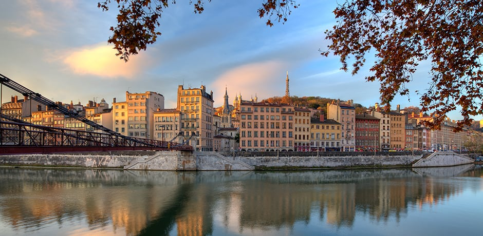 Old Lyon, Courtesy Tristan Deschamps