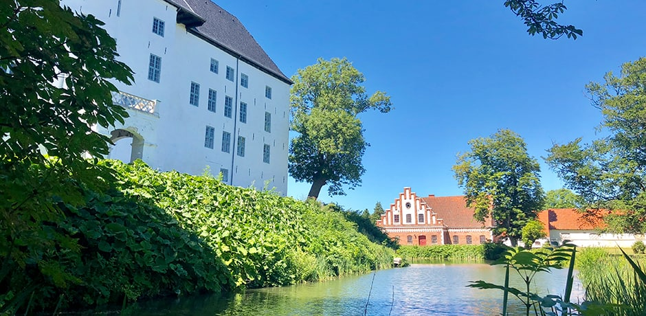 Dating back to the 12th century, Dragsholmslot is the oldest castle in Denmark and now has a Michelin-starred restaurant opened by a Noma alum chef.