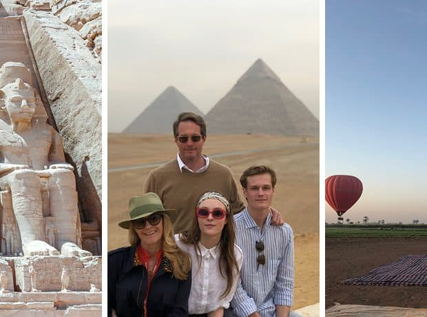 Just Back From... Egypt