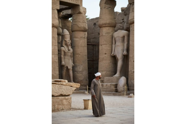 Visiting the monuments of Ancient Egypt along the Nile