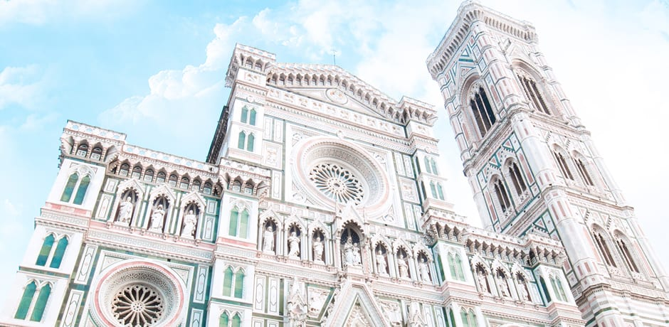 Florence, Italy's iconic Duomo.