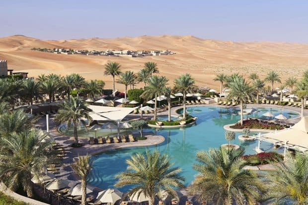 Courtesy Qasr Al Sarab
