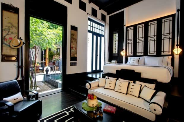 A villa at The Siam Bangkok