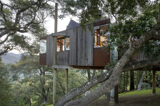 The Treehouse at Post Ranch Inn