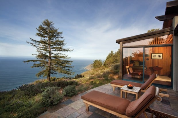 Post Ranch Inn, Big Sur, Courtesy Kodiak Greenwood