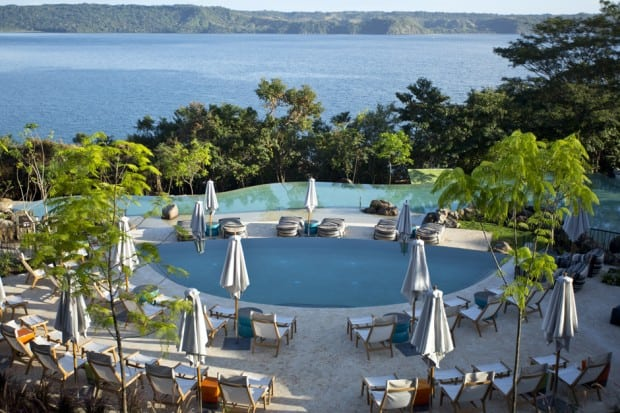 Swimming Pool at Andaz Costa Rica, Costa Rica