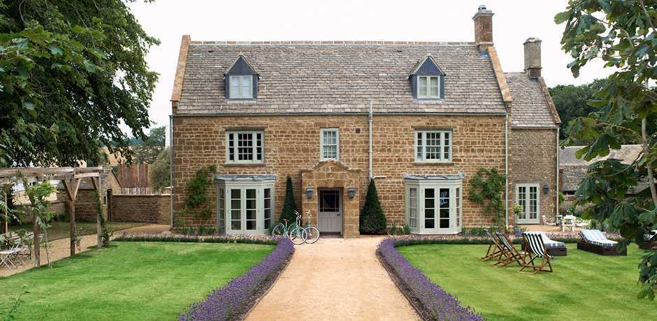 Soho Farmhouse in the Cotswolds, England