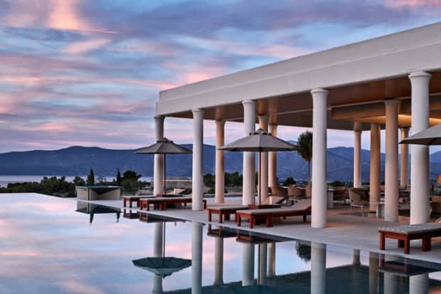 4 To Know: Destination Resorts Near Athens, Greece