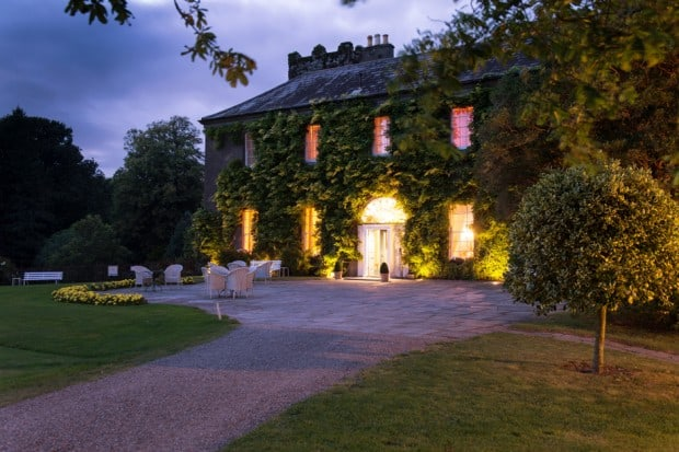 Evening at Ballymaloe in Ireland. Courtesy of Joleen Cronin