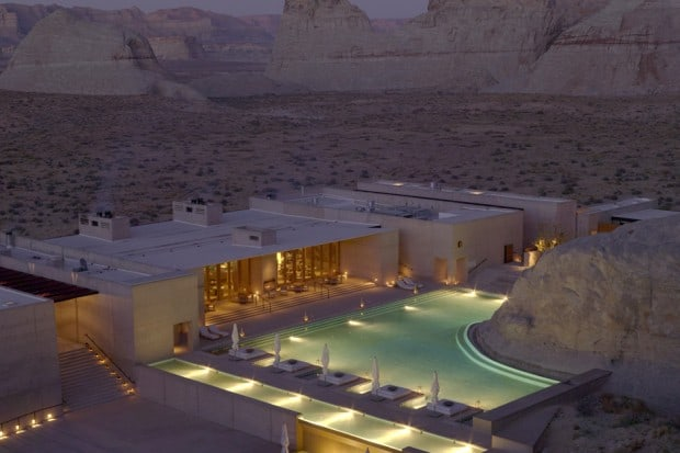 Courtesy Amangiri, Utah