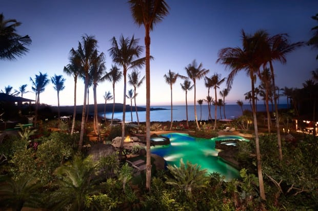 Courtesy Four Seasons Resort Lanai