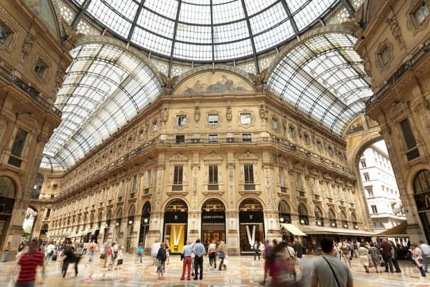 Milan, courtesy Four Seasons