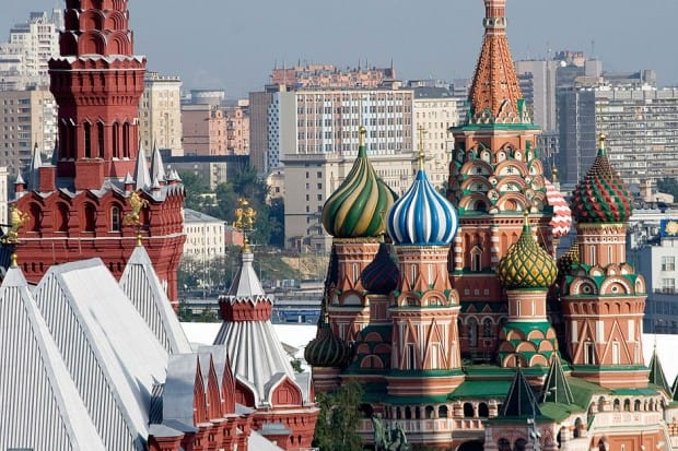 Insider Trip to Russia