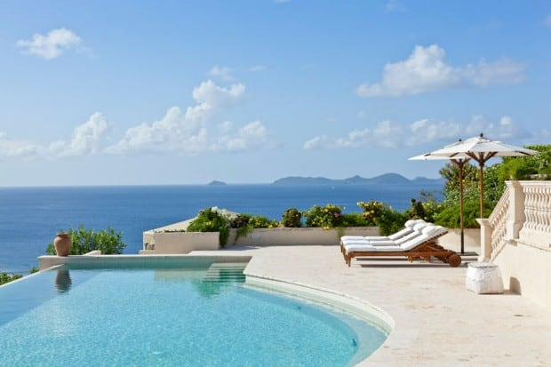 Back from Mustique