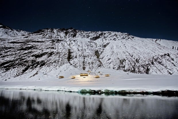 Alpine Lodge at Minaret Station in New Zealand