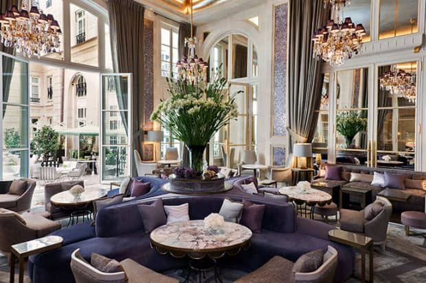 First Look: Paris' Hôtel de Crillon