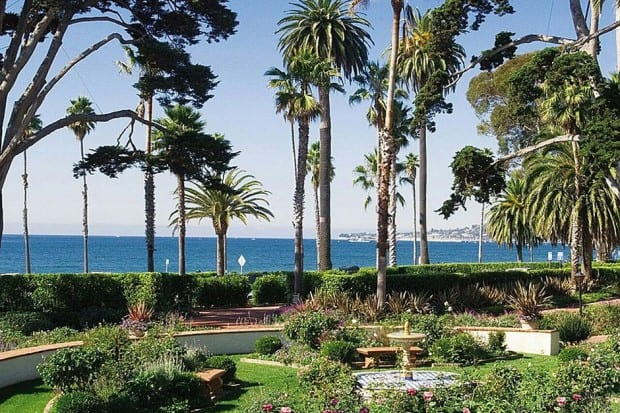 Courtesy The Four Seasons Biltmore, Santa Barbara, California
