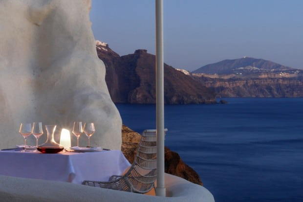 Honeymooning in Greece and Italy