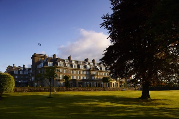Courtesy Gleneagles, Scottish Highlands