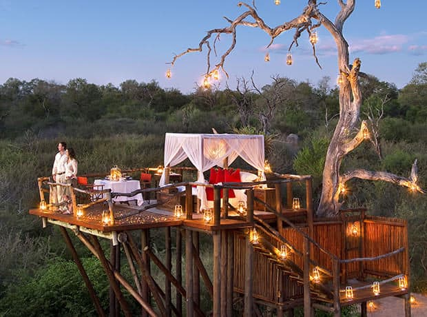 The Top 10: Treehouse Hotels