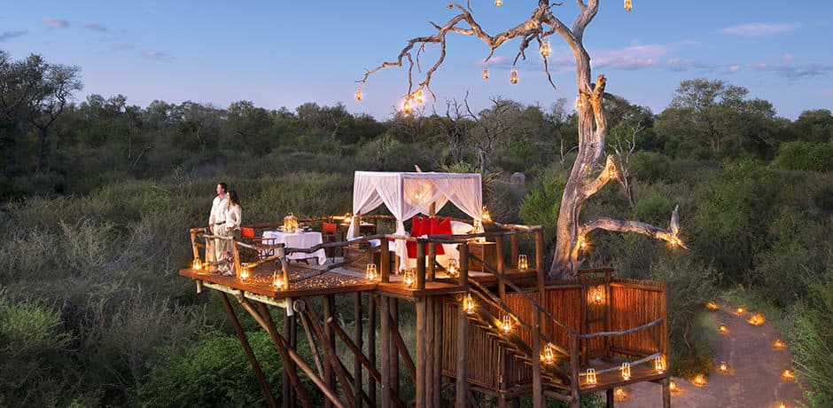 Chalkley Treehouse, Lion Sands Game Reserve