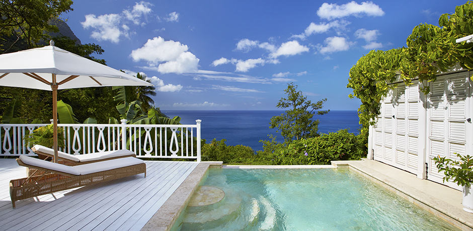 Upon Arrival Sugar Beach A Viceroy Resort St Lucia