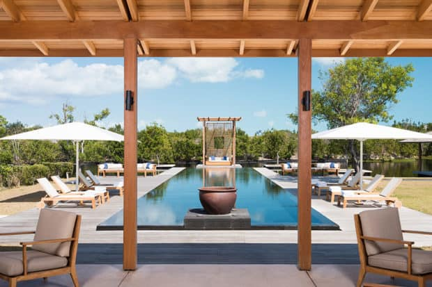 Courtesy Amanyara, Turks and Caicos
