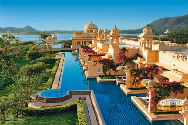 Oberoi Udaivilas, Courtesy Oberoi Hotels & Resorts