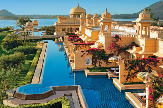 7 Places to Honeymoon Like a Royal
