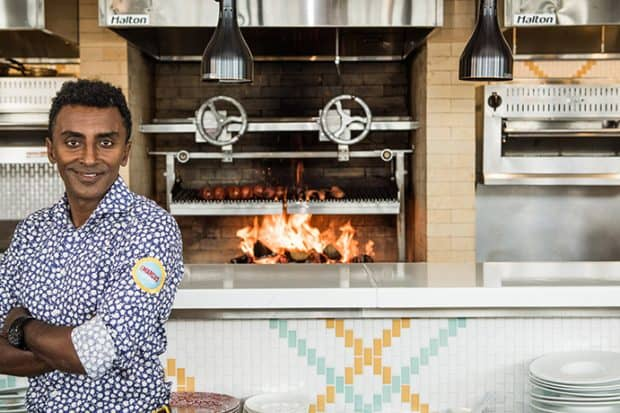 Five Questions For… Marcus Samuelsson