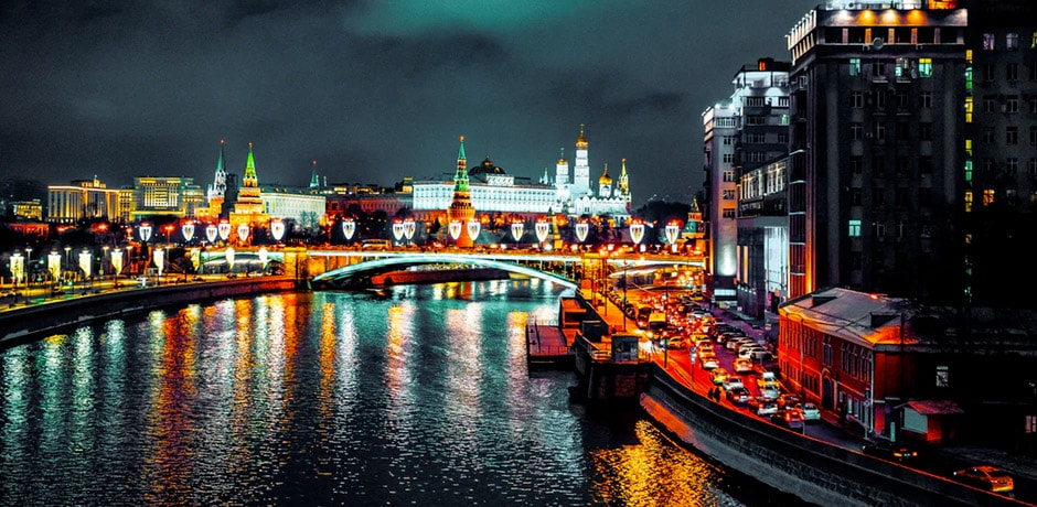 Top Tables: Moscow