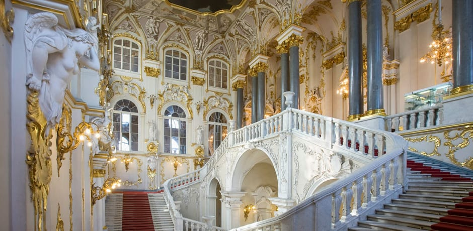 The sumptuous interiors of the Hermitage alone warrant a visit to St. Petersburg. On our October Insider Journey, guests will be able to explore this iconic site after hours with an expert guide, with the chance to see the winding of the famous Peacock Clock. Plus, we'll have access to the private storage chambers, a treasure trove of Imperial items that is not open to the public.