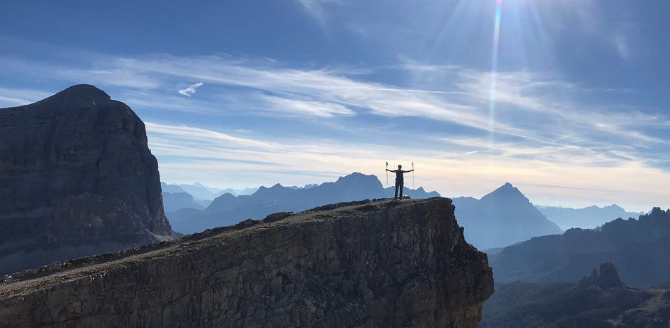 An Indagare member on the 2018 Insider Journey to the Dolomites