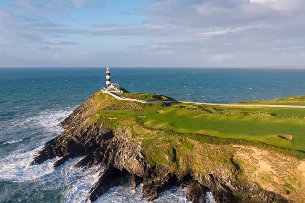 Where to Golf in Ireland (and Where to Stay)