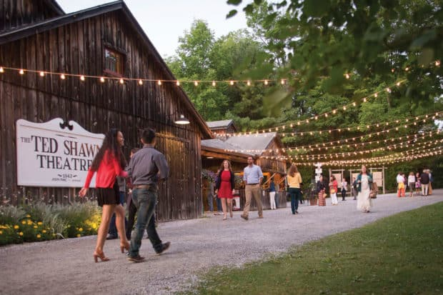 Jacob's Pillow, Courtesy David Dashiell