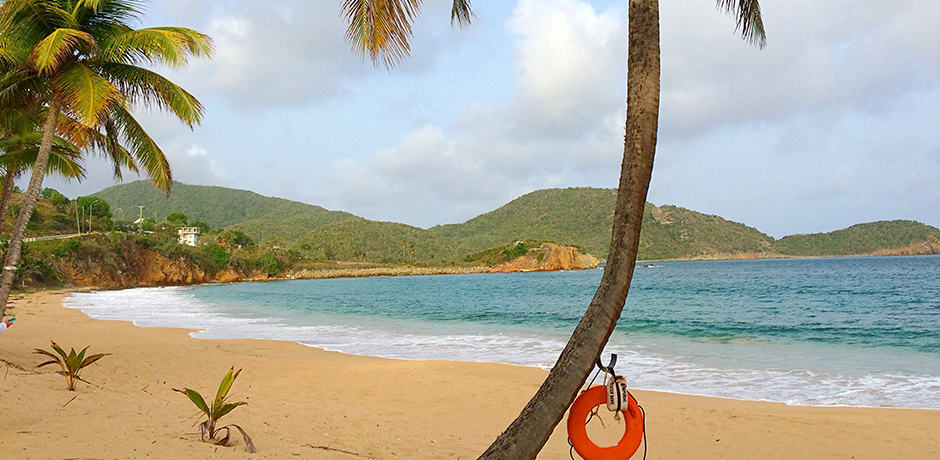 Just Back From… Curtain Bluff - Indagare