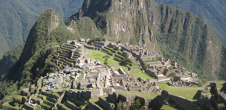 By the time archeologist Hiram Bingham saw it in 1911, Machu Picchu—built in the 1400's—had been hidden by jungle foliage for centuries. Not even the Spanish had found it.