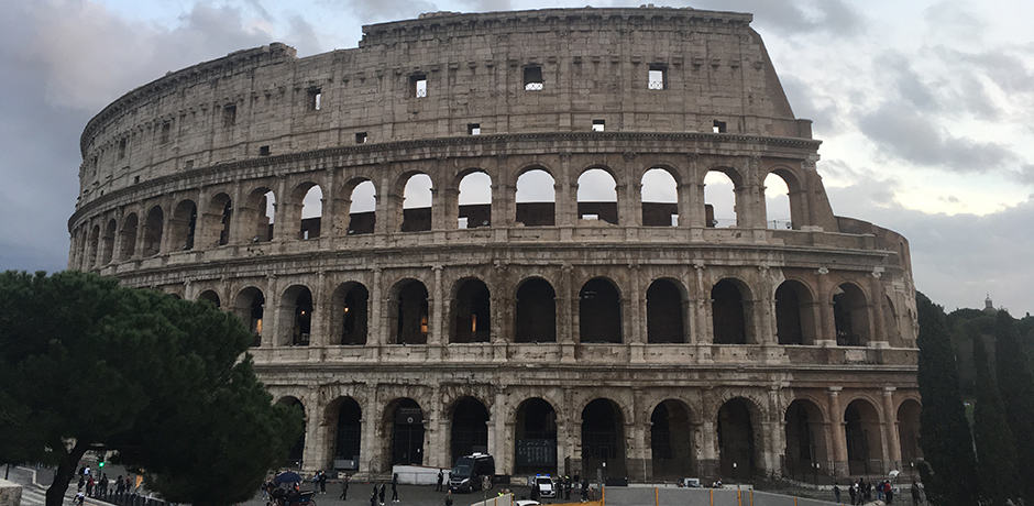 Afternoon at the Colosseum