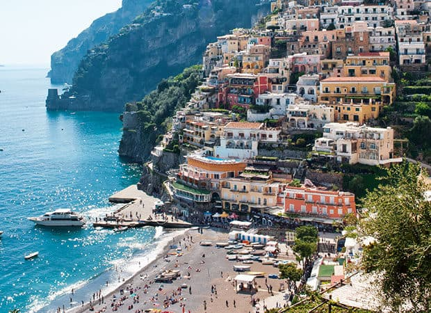 Where to Eat and What to Do on the Amalfi Coast and Capri
