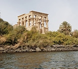 egypt nile cruise ruins